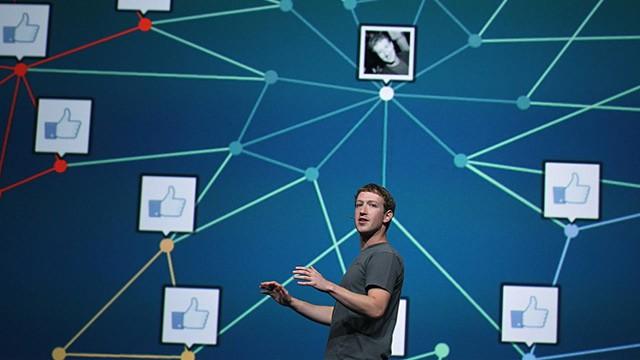 Прибыль facebook