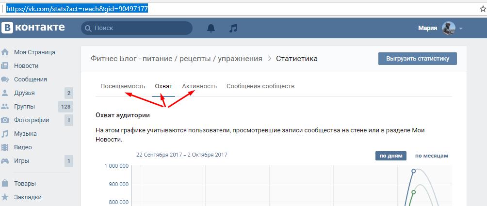 vk - Самые большие паблики ВКонтакте