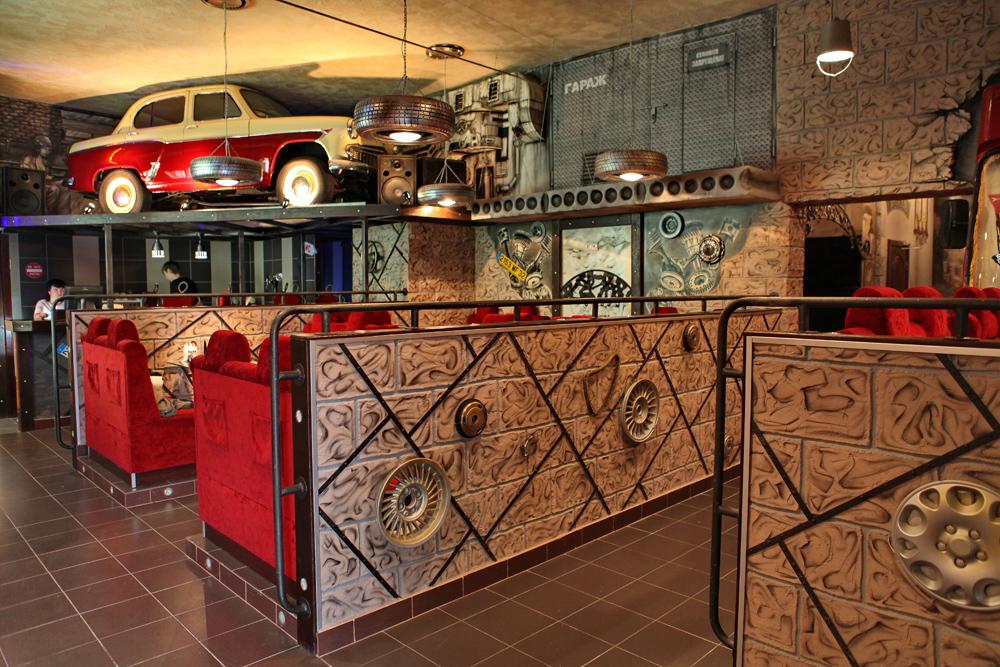 004 - Как открыть бизнес в своем гараже?