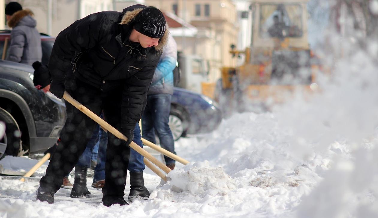 одна нога кто очищает улицы от снега в краснодаре ограниченной ответственностью