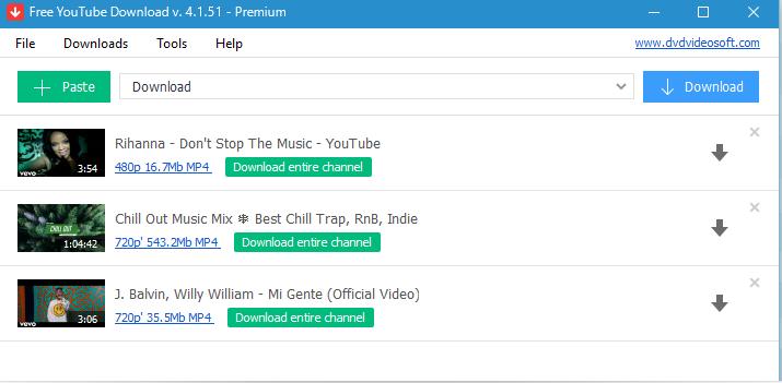 Url плейлистов с видеохостингов новые игровые сервера майнкрафт