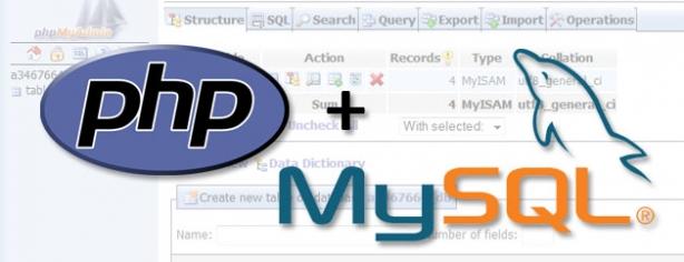 PHP and MySql - Бесплатный хостинг для вашего сайта с поддержкой PHP и Mysql