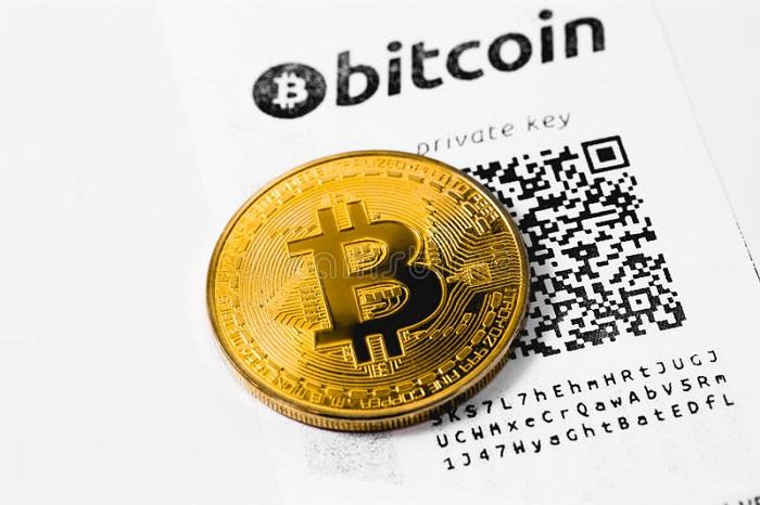 symbole de bitcoin 98197944 - Цифровая валюта и криптовалюта:  5 отличий, о которых должны знать все