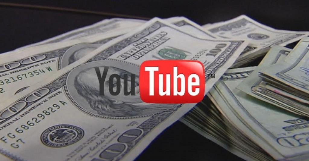 1405440947 youtube money 1024x535 - Как узнать сколько зарабатывает канал на YouTube?