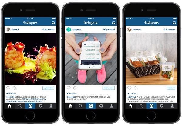 publicites instagram - Как подписывать фото в Instagram, чтобы собирать больше лайков и комментариев?