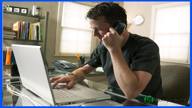 992 - Удаленная работа дома на компьютере – как избежать рисков
