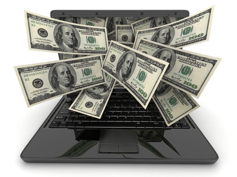 заработок в интернете долари в