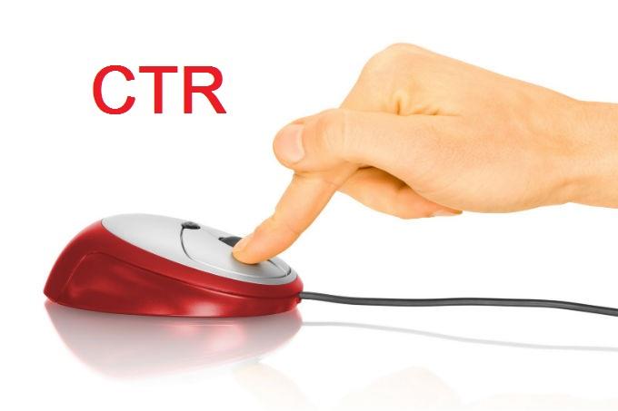 Специфика CTR