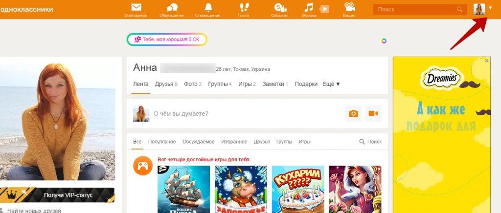1 3 1024x436 - Как смотреть закрытые профили в Одноклассниках 2019