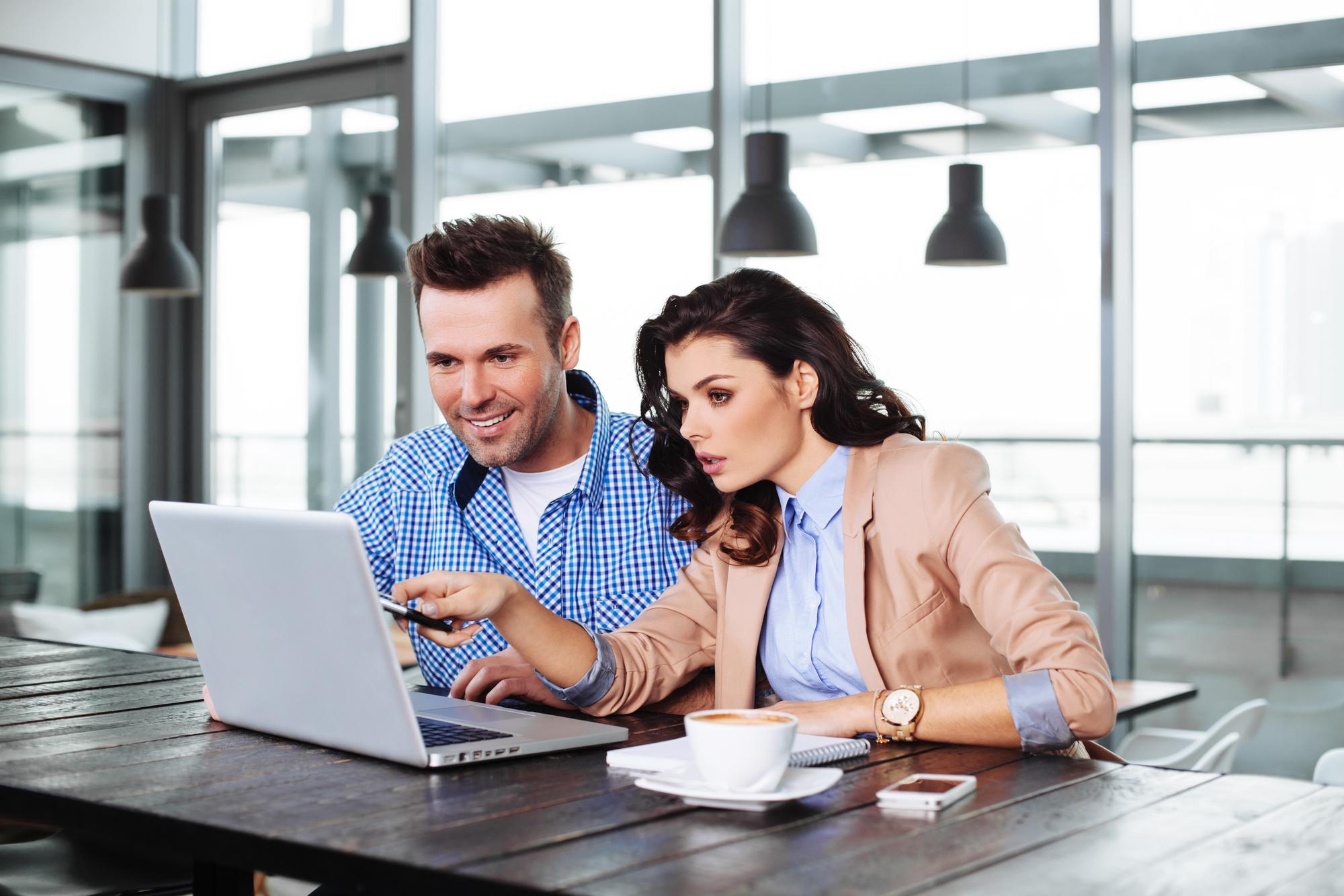 Depositphotos 39608491 l 2015 - Как зарабатывать на партнерках с нуля, сидя на диване (гарантированная схема) – Пошаговый план