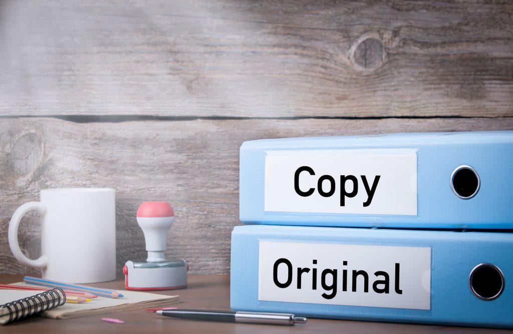 copy - Как обмануть антиплагиат в 2018 году: все стратегии борьбы за уникальность текста