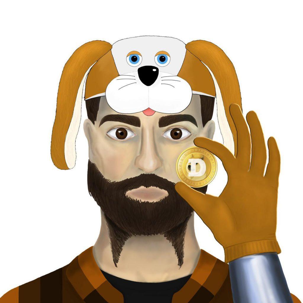 dog 1024x1024 - Криптовалютные Telegram-боты – обзор лучших биткоин ботов 2017