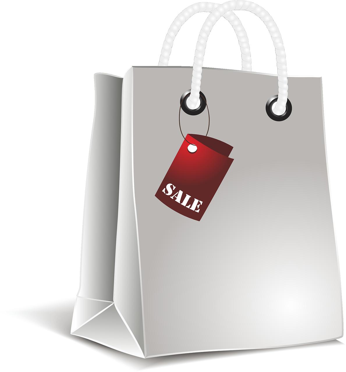 shopping bags - HD1189×1280