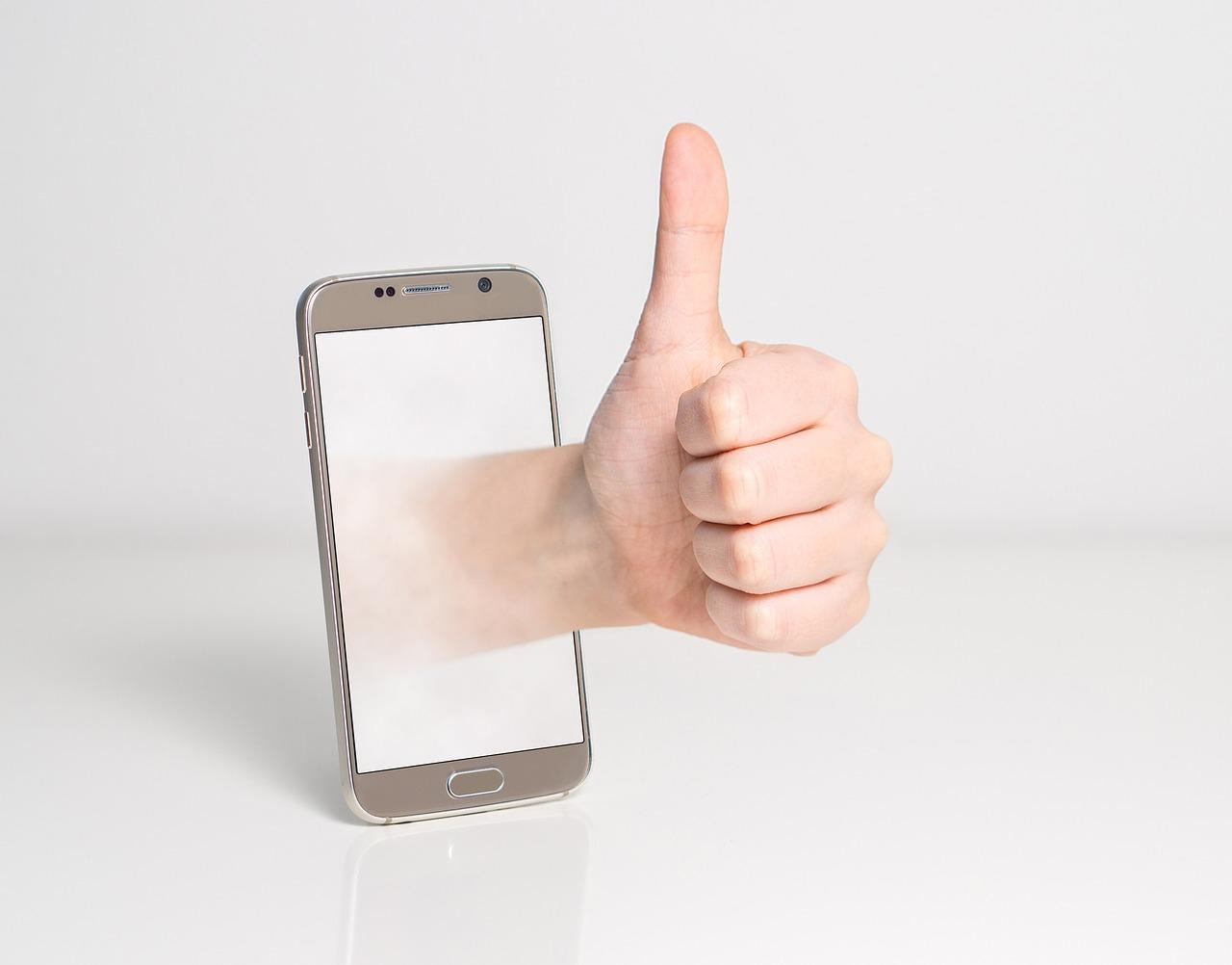 thumbs up - Как скачать видео с ютуб на телефон Андроид