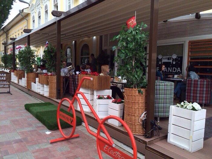 deking Astrahan - Бизнес-идеи для лета