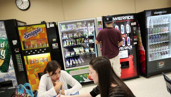 бизнес на вендинг-автоматах