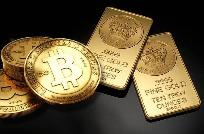 Bitcoin protiv zolota - Как правильно инвестировать в криптовалюты