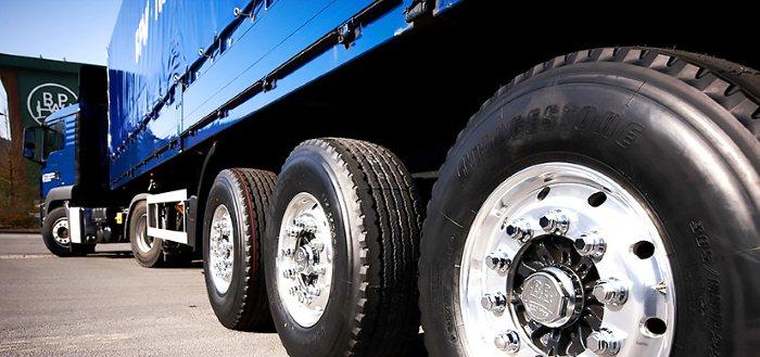грузовой шиномонтаж