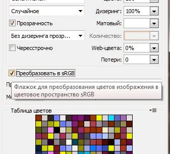 sRGB - Секреты оформления группы ВКонтакте