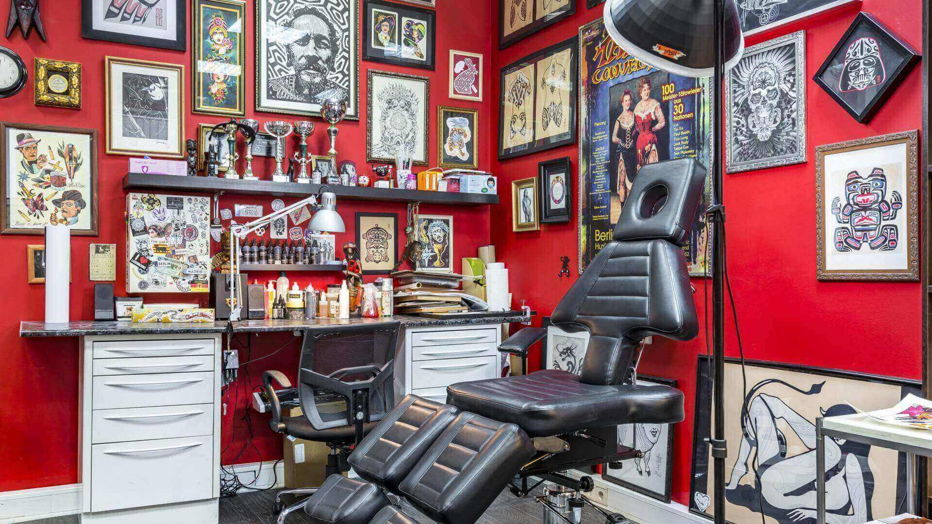 taty salon 1 - Все о том, как открыть тату салон, что стоит знать об этом бизнесе и для кого он подходит