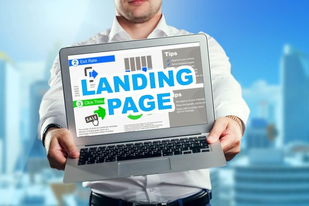 landing page - Какой онлайн конструктор сайтов выбрать для создания своего сайта