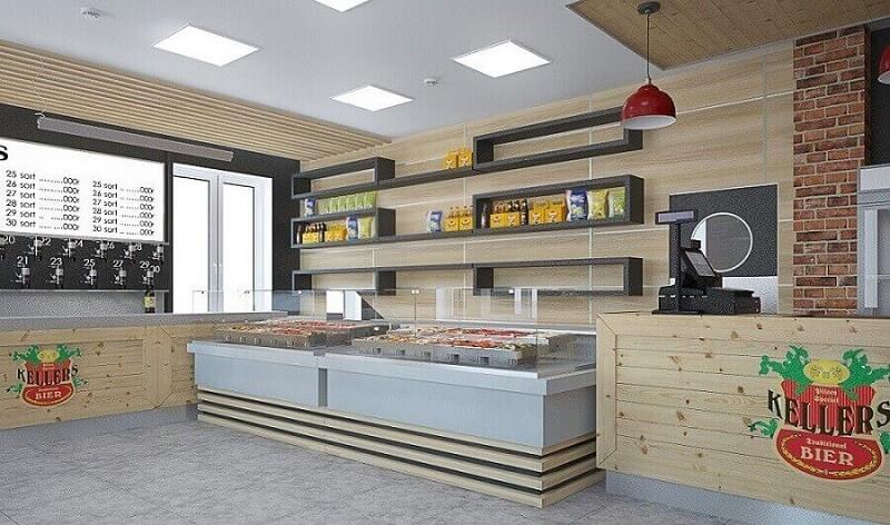 pomeshchenie dlya pivnogo magazina - Как открыть пивной магазин: с чего начать и сколько можно заработать