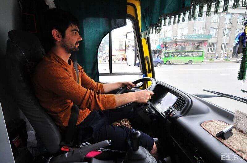 voditel marshrutki - Выгодно ли маршрутное такси и как открыть этот бизнес