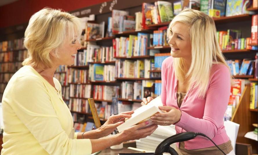 Бизнес идея, как открыть книжный магазин
