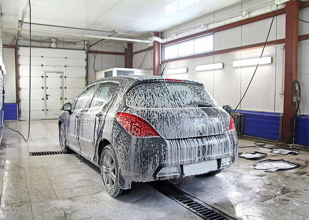 avtomojka - Быстрый бизнес: как открыть автомойку самообслуживания