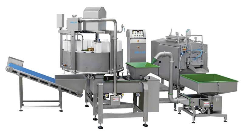 oborudovanie dlya proizvodstva syra - Производство сыра