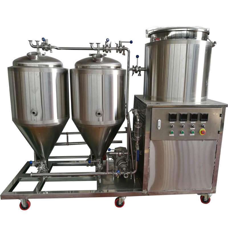 Оборудование для мини-пивоварни