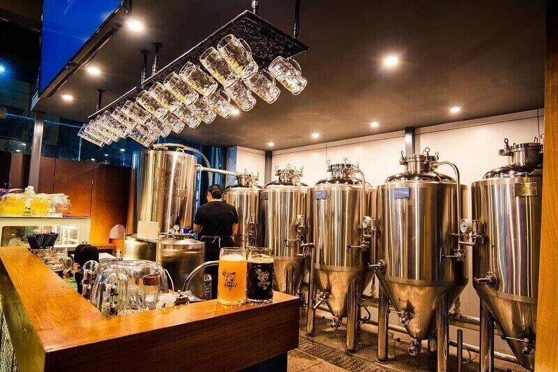 Pivnoe proizvodstvo cekh - Бизнес-план мини пивоварни: 7 шагов к открытию пивного бизнеса