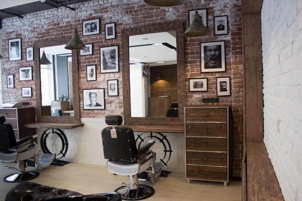 muzhskoj salon parikmaherskaya - Барбершоп – 5 шагов к открытию парикмахерской для мужчин