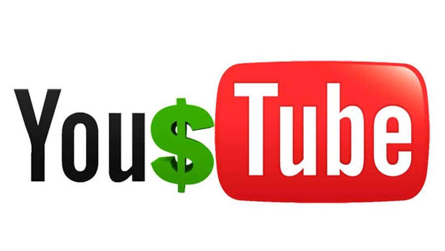 nadpis yutub i znak dollara - 7 советов по оформлению видео на Ютуб-канале