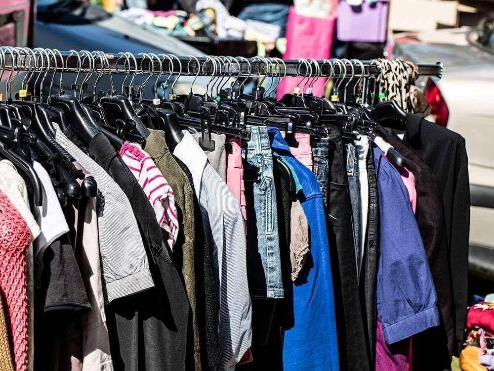 odezhda sekond hend - Как открыть секонд хенд: 6 особенностей бизнеса по продаже ношеных вещей