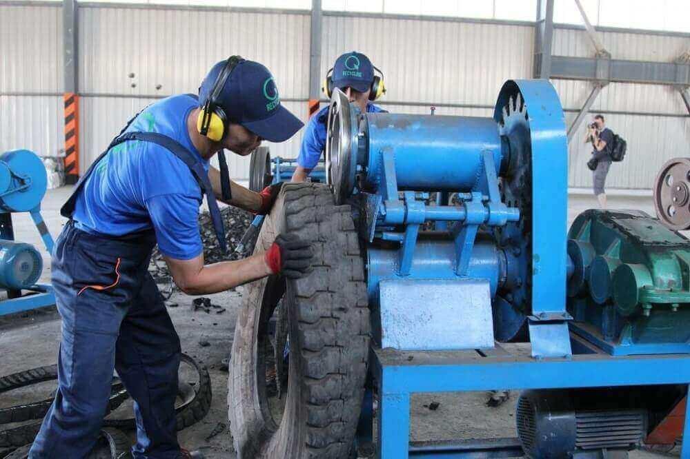 pererabotka ispol zovannyh avtoshin - 7 этапов переработки шин и возможности запуска бизнеса в этой нише