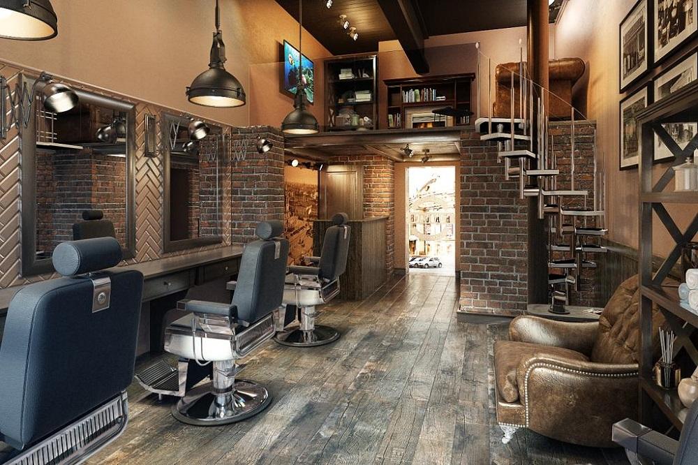 pomeshchenie dlya barbishopa - Барбершоп – 5 шагов к открытию парикмахерской для мужчин