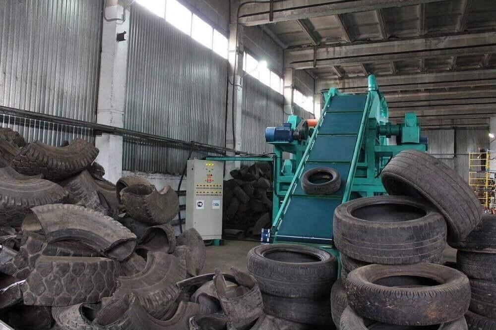 zavod po pererabotke shin - 7 этапов переработки шин и возможности запуска бизнеса в этой нише
