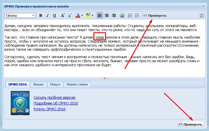 pasted image 0 - Проверка пунктуации - 8 популярных онлайн сервисов