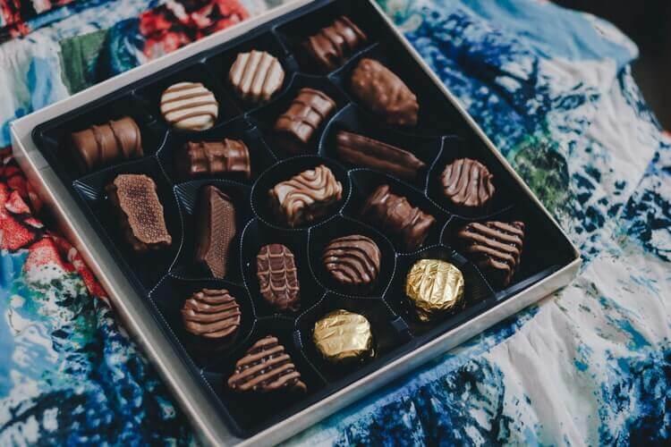 Процесс изготовления шоколада