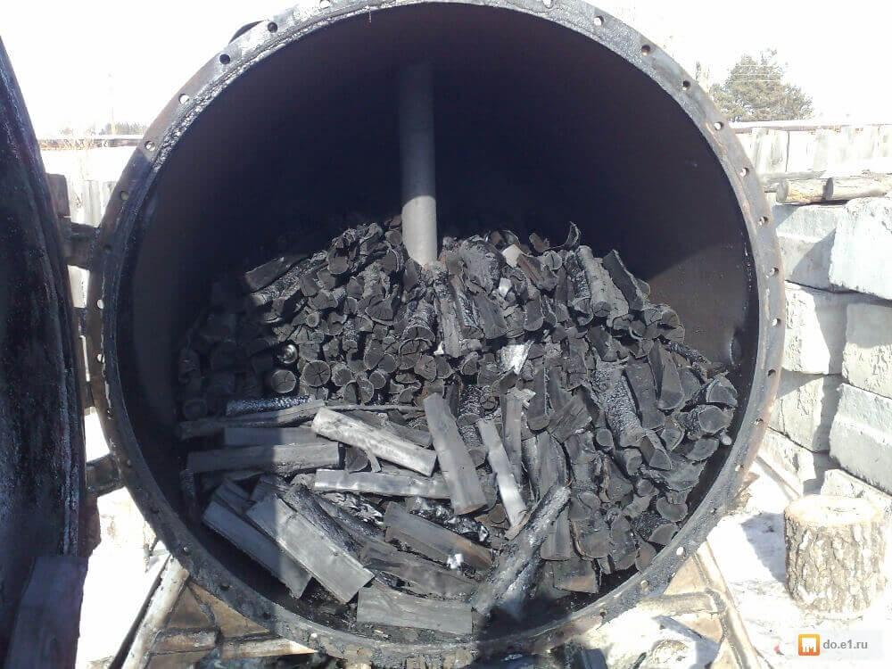 cacc1238bdfad9482f0ef400f1af5680 1412231142 1000 750 - Производство 3 видов древесного угля