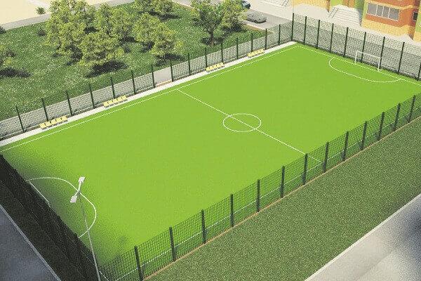 Кто пользуется площадками для мини футбола
