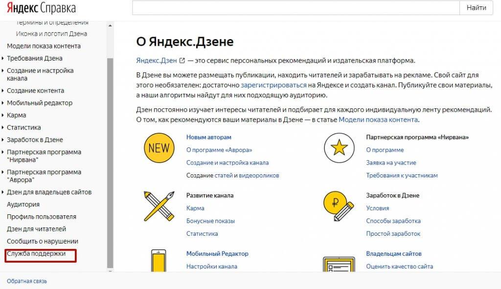 7 1024x592 - Как заработать на Яндекс дзен: пошаговая инструкция для новичков