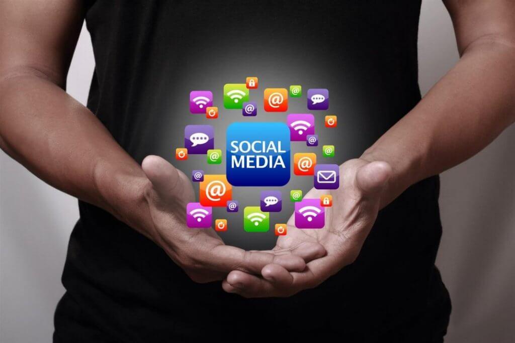 Social media presence 1068x712 1 1024x683 - Как стать успешным Тик Ток блогером - 25 советов начинающим тик токерам