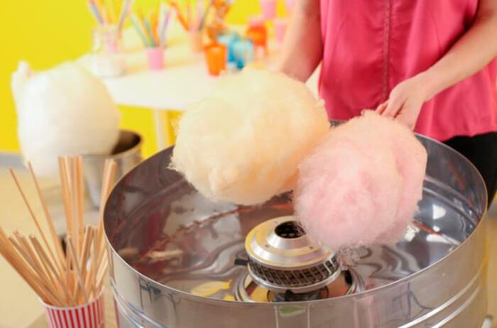 2 sugar - Производство сладкой ваты как бизнес-идея